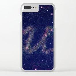 Universe U Clear iPhone Case