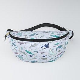 Ocean Animals Fanny Pack