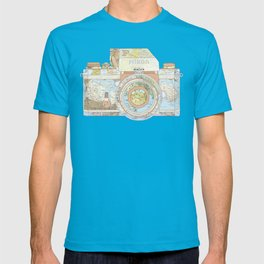 TRAVEL NIK0N T-shirt