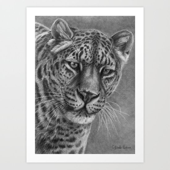 Panthera G2013-067 Art Print
