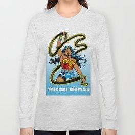 Wiconi Woman Long Sleeve T-shirt