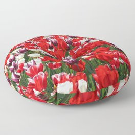 Tulip Sensation Floor Pillow