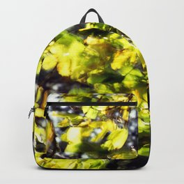 Leaves in the Wind Backpack