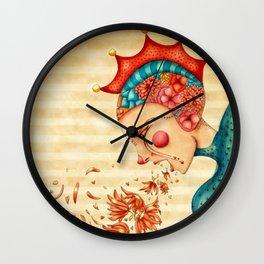 Arlequim Sea Wall Clock