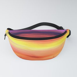 End of another day Fanny Pack
