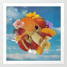 tropicana Art Print