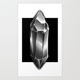 Quartz Point Art Print