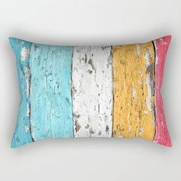 Lovers in Prague Rectangular Pillow