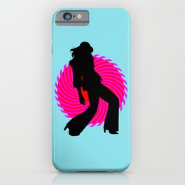 Hot Spot III iPhone Case