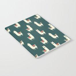 Fleece Navidad Notebook