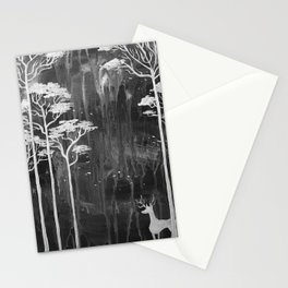 White Forest Stationery Cards