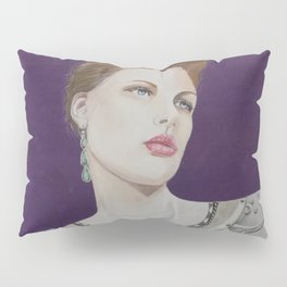 violet Pillow Sham