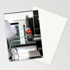 Diner Taillight Stationery Cards