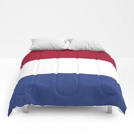 Netherlands flag emblem Comforters