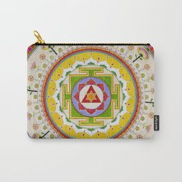 Yantra Ganesha Carry-All Pouch