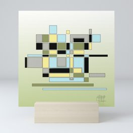 Scrabble Mini Art Print