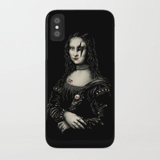 Renaissance Rocks iPhone Case