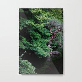 Gyoen Gravitas I Metal Print