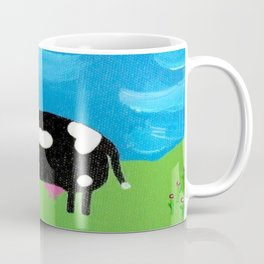 """A Moo-ther's Love"" Coffee Mug"