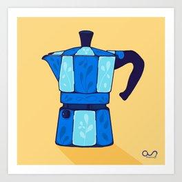 Cafeteria 1 Art Print