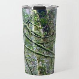 Mossy Branches Travel Mug