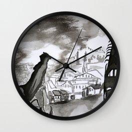 Chronicles of Assassins Wall Clock