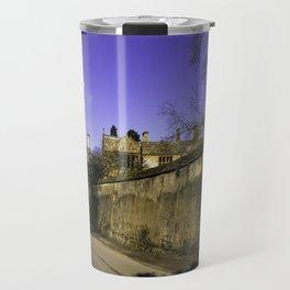 Manor Gatehouse  Travel Mug