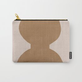 Minimal Ceramic Vase No.1 Carry-All Pouch