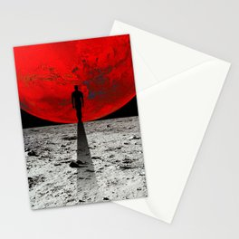 HOMESICKNESS Stationery Cards