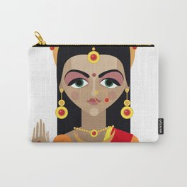 mata Parvati Carry-All Pouch