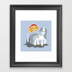 My Little Artax Framed Art Print