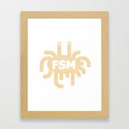 FSM Framed Art Print