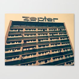 Zep Canvas Print