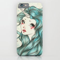Unicorn Girl iPhone 6 Slim Case