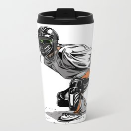 Conference Metal Travel Mug