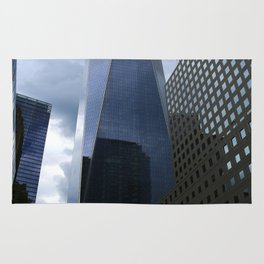 One World Trade Center View Rug
