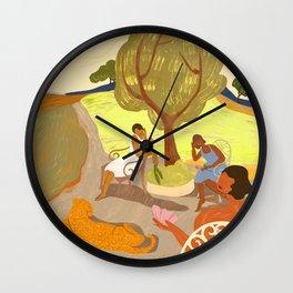 Gossip Session Wall Clock