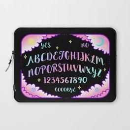 Pastel Dreams Spirit Board Laptop Sleeve