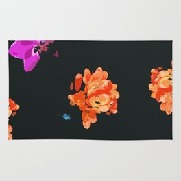 One and Only - Flowers Rug