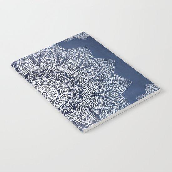 INDIGO DREAMS Notebook