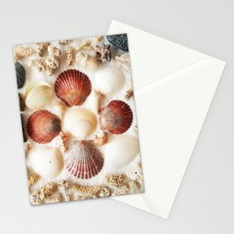Scallops + Coral x Lucina Stationery Cards