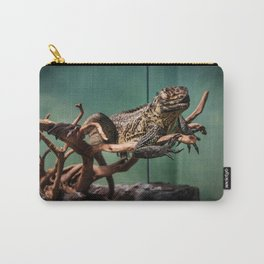 Languid Lizard Carry-All Pouch