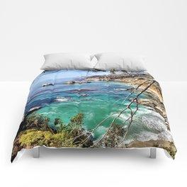 Big Sur Beauty Comforters