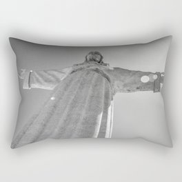 Cristo Rei Lisboa Rectangular Pillow
