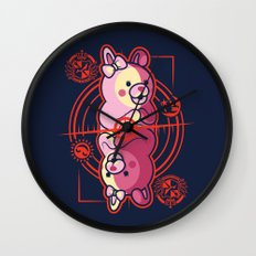 Queen of Hope Wall Clock