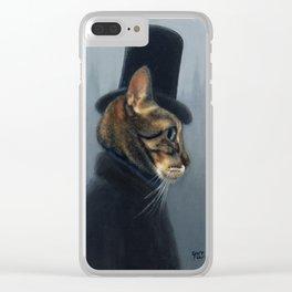 Mr. Hyde Clear iPhone Case