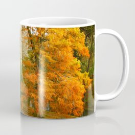 Willow in Autumn colors Coffee Mug