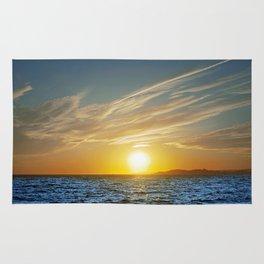 Sunset on the Horizon IV Rug