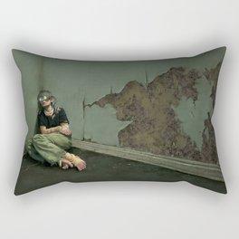 Reality Rectangular Pillow