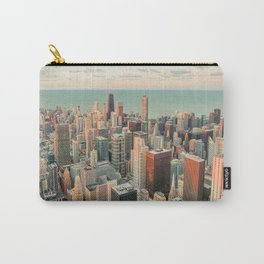 CHICAGO SKYSCRAPERS Carry-All Pouch